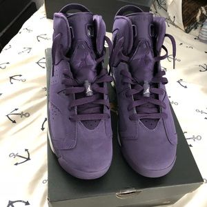 0bf00982fc6b86 Jordan Shoes - New Jordan 6 Retro Purple Dynasty (GS) Sz. 9.5Y